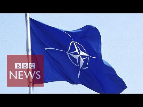 What is Nato for? In 80 secs - BBC News