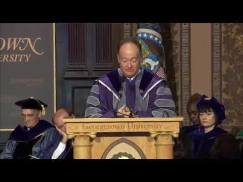 2014 Fall Faculty Convocation