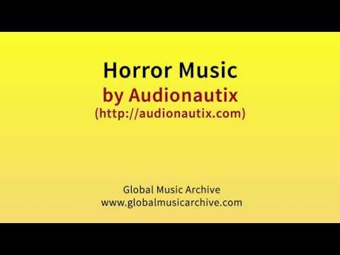 Horror music by Audionautix 1 HOUR