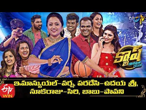 Cash  Immanuel,Varsha,Nooka Raju,Pavani,Babu,Udaya Sree   9th January 2021   Full Episode ETV Telugu