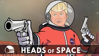 HEADS OF SPACE - Trump's Greatest War (Ep.12)