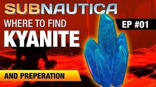 Download lagu kyanite LocationLava Lakes Preparation EP1 SUBNAUTICA MP3
