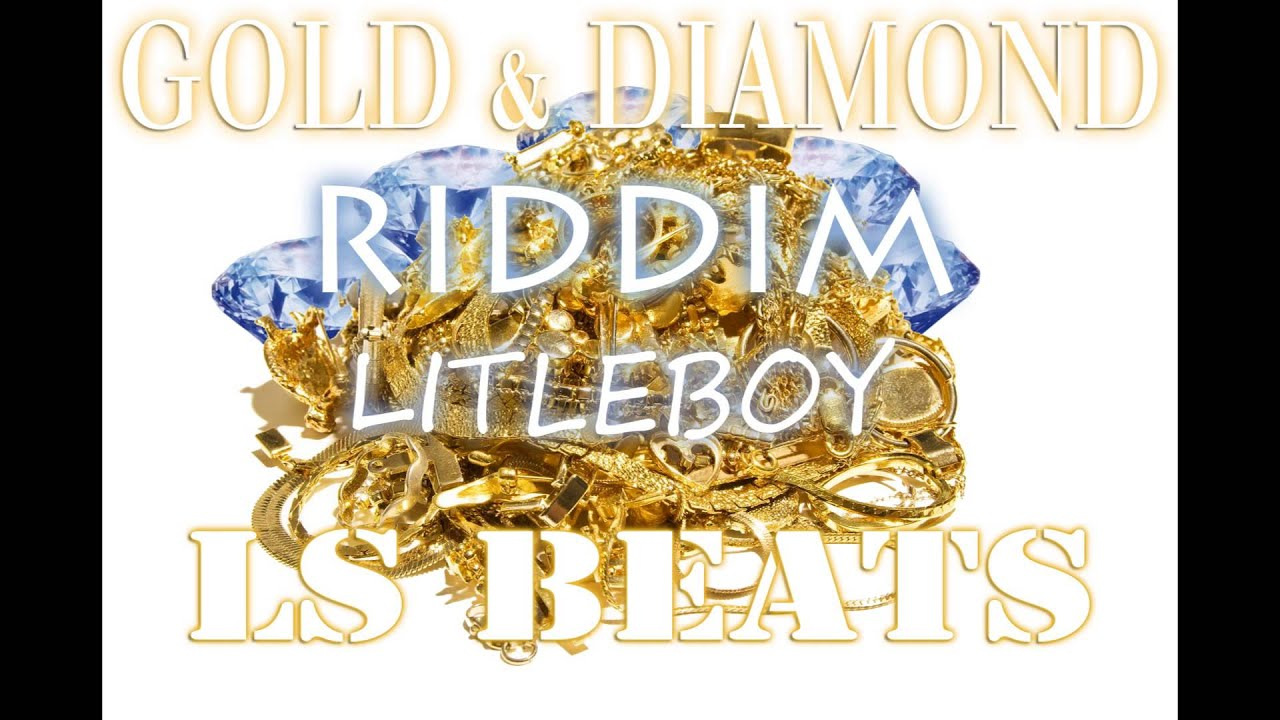 Gold & Diamond Riddim Dancehall Instrumental | Creative