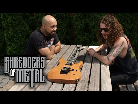 SHREDDERS OF METAL'S Frankie C talks his Jackson DK2 guitar episode thumbnail