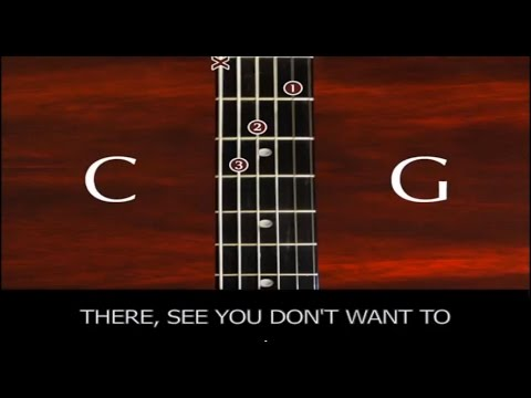 Learn How To Play So There  - Alexa Goddard -  Guitar Tutorial With Chords and Lyrics