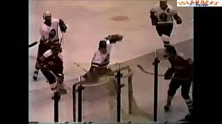 October 21 1982 Capitals at Islanders highlights