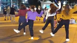 경기도 분당 야탑역 춤페스티벌 동아리팀