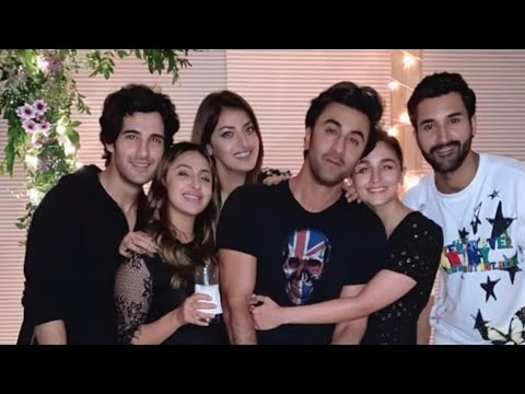 Ranbir Kapoor Joins Alia Bhatt At Her BFF Akansha Ranjan's Birthday Bash   SpotboyE Mp3