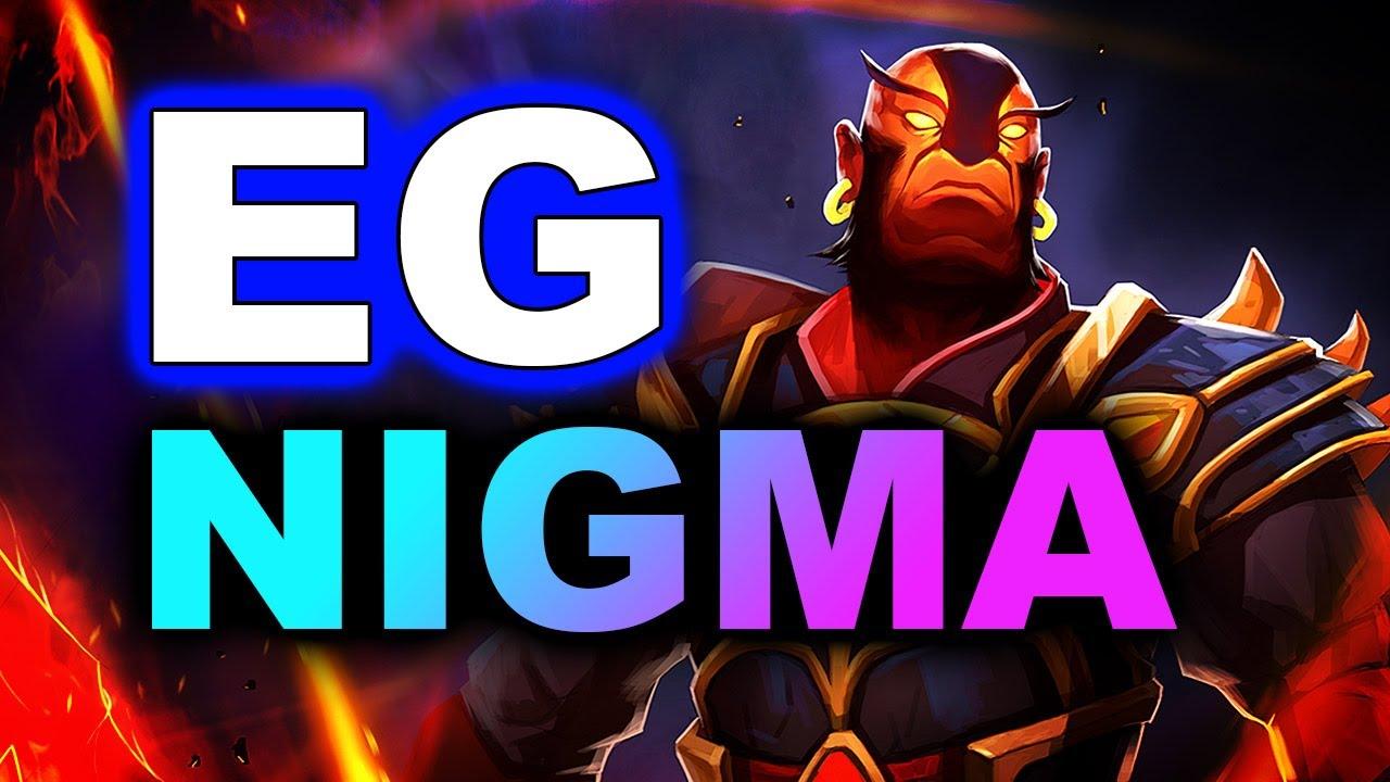 NIGMA vs EG - AMAZING PLAYOFFS - WEPLAY ANIMAJOR DOTA 2