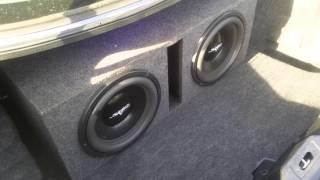 skar audio ix12s on pioneer gm d8601