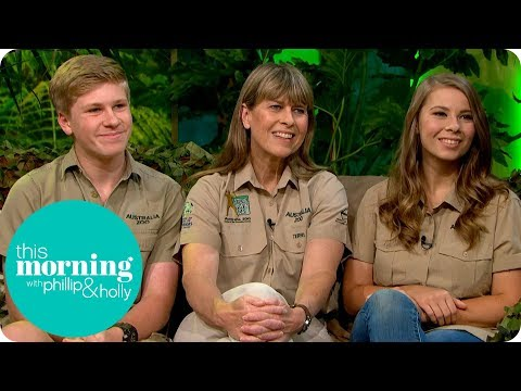 Steve Irwin's Family on Continuing His Legacy | This Morning