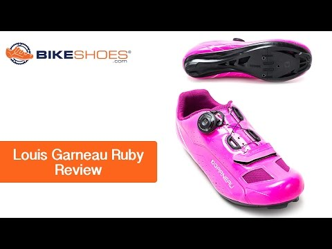 Louis Garneau Ruby Review by Bikeshoes.com