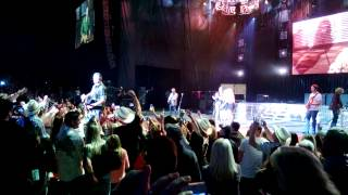 Miranda Lambert at Shoreline with Blake Shelton, Pistol Annies Boys Round Here