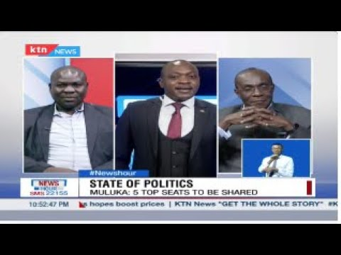 Dr. Ojwang & Barrack Muluka dissect the BBI, MCAs car grants and status of Kabogo's politics | FULL