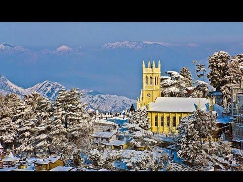 Local Sights Of Shimla.