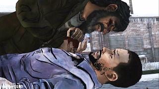 The Walking Dead: KENNY KILLS LEE (Model Swap w/ Voice-Over)✔