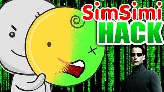 Conseguí HACKEAR a SIMSIMI... el final de SimSimi thumbnail