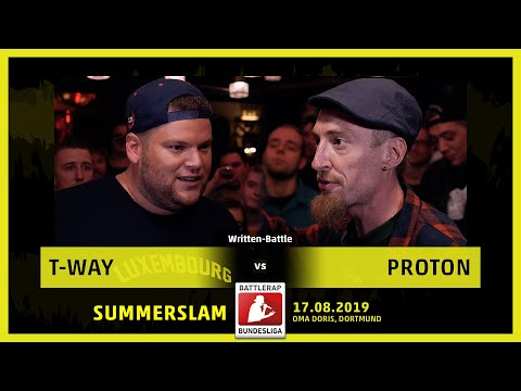T-Way vs Proton | BRB 2019 - Summerslam