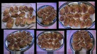 Kiflice recept/Jugoslawische Brötchen Rezept