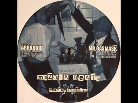 Arkanoid , Mr. Gasmask* Mr.Gasmask - Mazola Beats