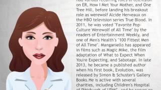 Joe Manganiello - Wiki Videos