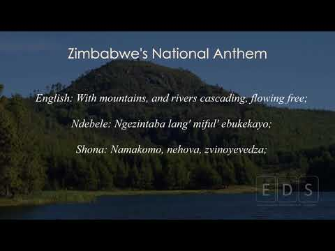 Zimbabwe's National Anthem