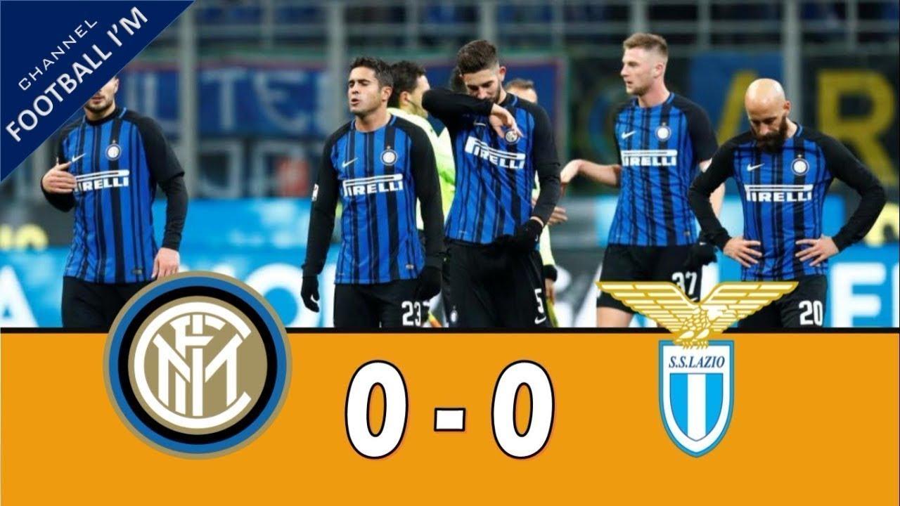 Inter Milan vs Lazio 0-0 Highlights HD 30 Dec 2017 - YouTube