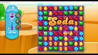 candy crush soda saga level 392 crazy