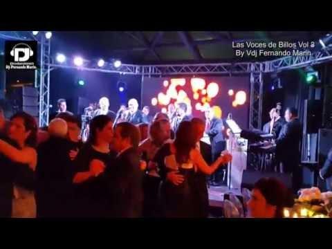 Las Voces de Billos Vol 3 By Vdj Fernando Marin