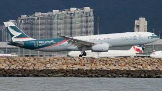 Tribute to Cathay Pacific Airways