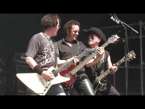 Demon - Unbroken- live at Sweden Rock Festival 2013
