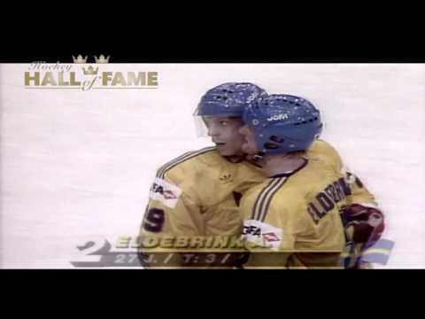 Hockey Hall Of Fame Sverige - Anders Eldebrink
