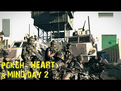 [ ARMA MALAYSIA ] PGKGH Hearts and Minds: Day 2