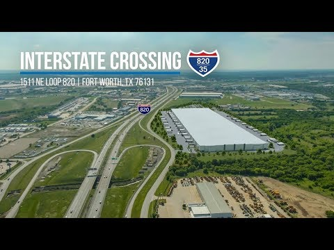 Interstate Crossing - Industrial Development | Hunt Southwest