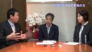挑戦者たち 二宮清純の視点  ゲスト:櫻井智野風氏