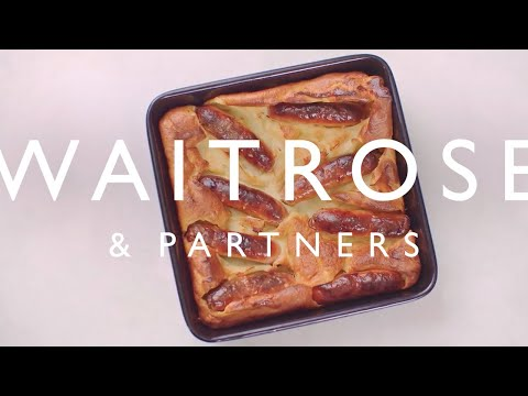 Perfect Toad In The Hole | Waitrose