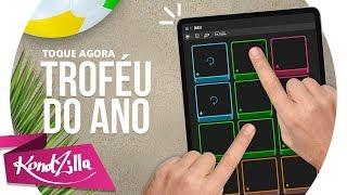 MC Nando DK & Jerry Smith - Troféu do Ano feat DJ Cassula | SUPER PADS KondZilla - KIT DUELO