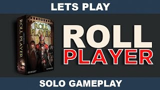 How to play Roll Player Solo