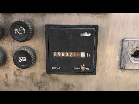Hatz 4L41C 30 kVA Silentpack generatorset stocknr 3421