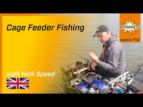 Cage Feeder Fishing With Nick Speed