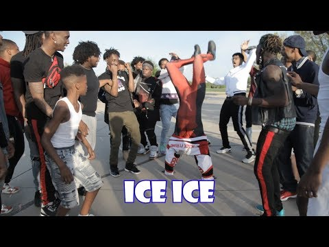 BLAKE Feat. DDG - Ice Ice (Dance Video) shot by @Jmoney1041