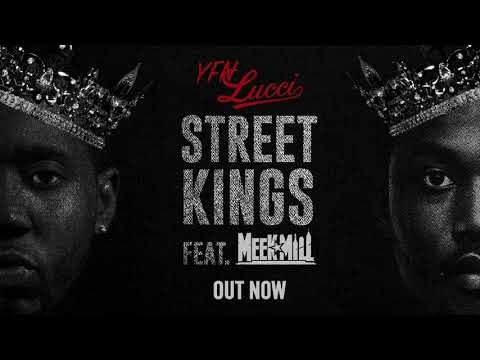"YFN Lucci ""Street Kings"" ft. Meek Mill (Official Audio)"