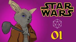 Star Wars 5e - Fremde Unter Sich | Episode 01 | Die W20 Show