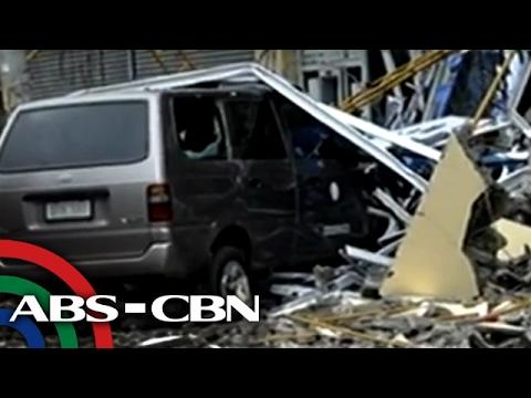 TV Patrol: State of calamity, idineklara sa Surigao City matapos ang magnitude 6.7 na lindol