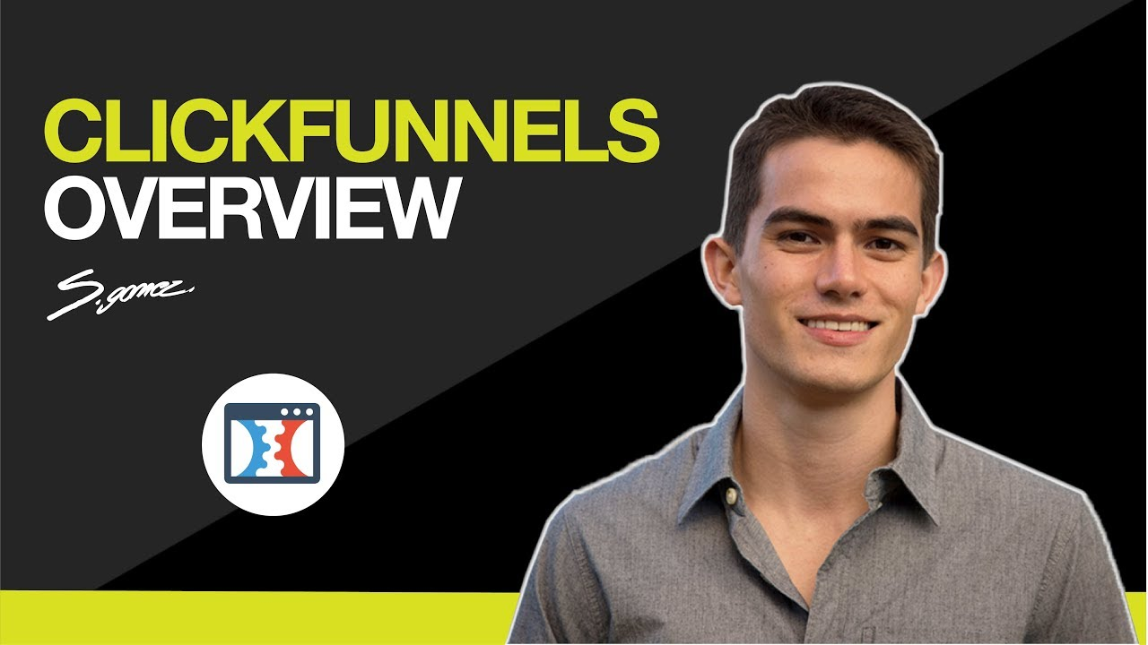 Clickfunnels Overview - How To Create A Sales Funnel