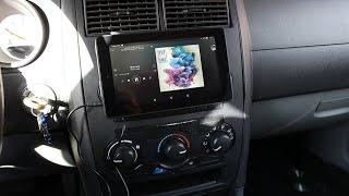 Tutorial: Como Instalar Una Tablet En Auto (300, Charger, Magnum)