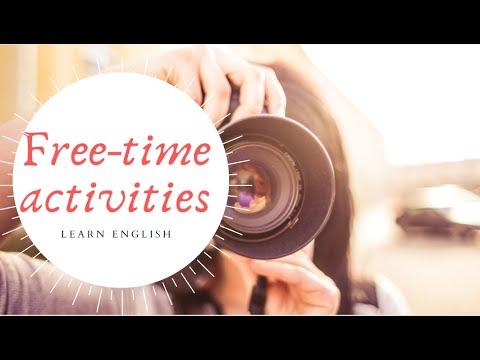 Free-time Activities/hobbies