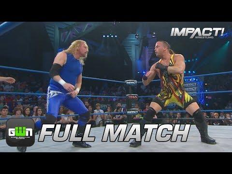 Rob Van Dam vs Jerry Lynn: FULL MATCH (TNA ONO: Xtravaganza 2013)   IMPACT Wrestling Full Matches