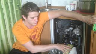 видео Правила эксплуатации посудомоечных машин