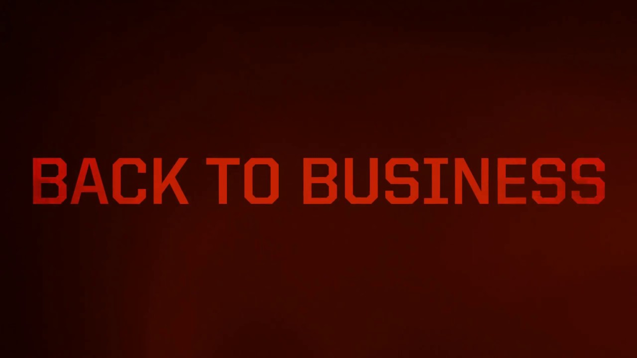 Back to Business - YouTube
